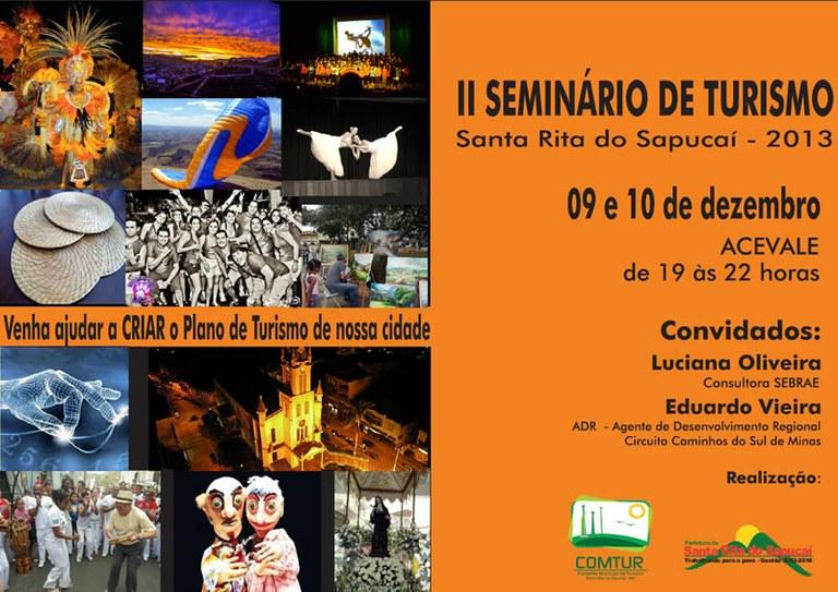 II Seminario de Turismo