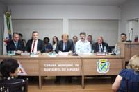 Câmara aprova mais de R$ 1,8 milhão para Educação, Saúde e obras de infraestrutura
