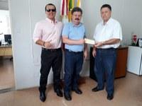 Câmara Municipal repassa à Prefeitura R$ 205 mil para ações de combate ao coronavírus