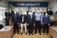Vereadores, Prefeito e Vice tomam posse em Santa Rita do Sapucaí